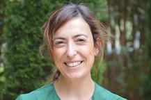 Andreina Collu (IT - EN) Coordinadora Servicio de Atención al Paciente