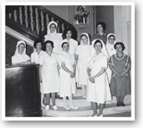 Personal d′infermeria Clínica Dr. Vicens Marquès