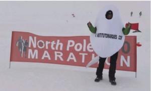 Institut Marquès en el Polo Norte