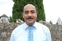 Dr. Osman Shamoun (Ireland)