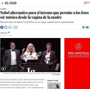 IGNobel El País