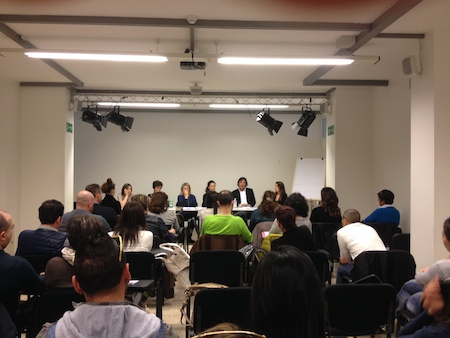 We took part in a new conference organized by the Italian Association Strada per un sogno