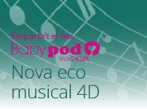 Nova eco musical 4D